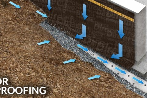 WATERPROOFING – Tricon Ontario   Construction and Restoration Services