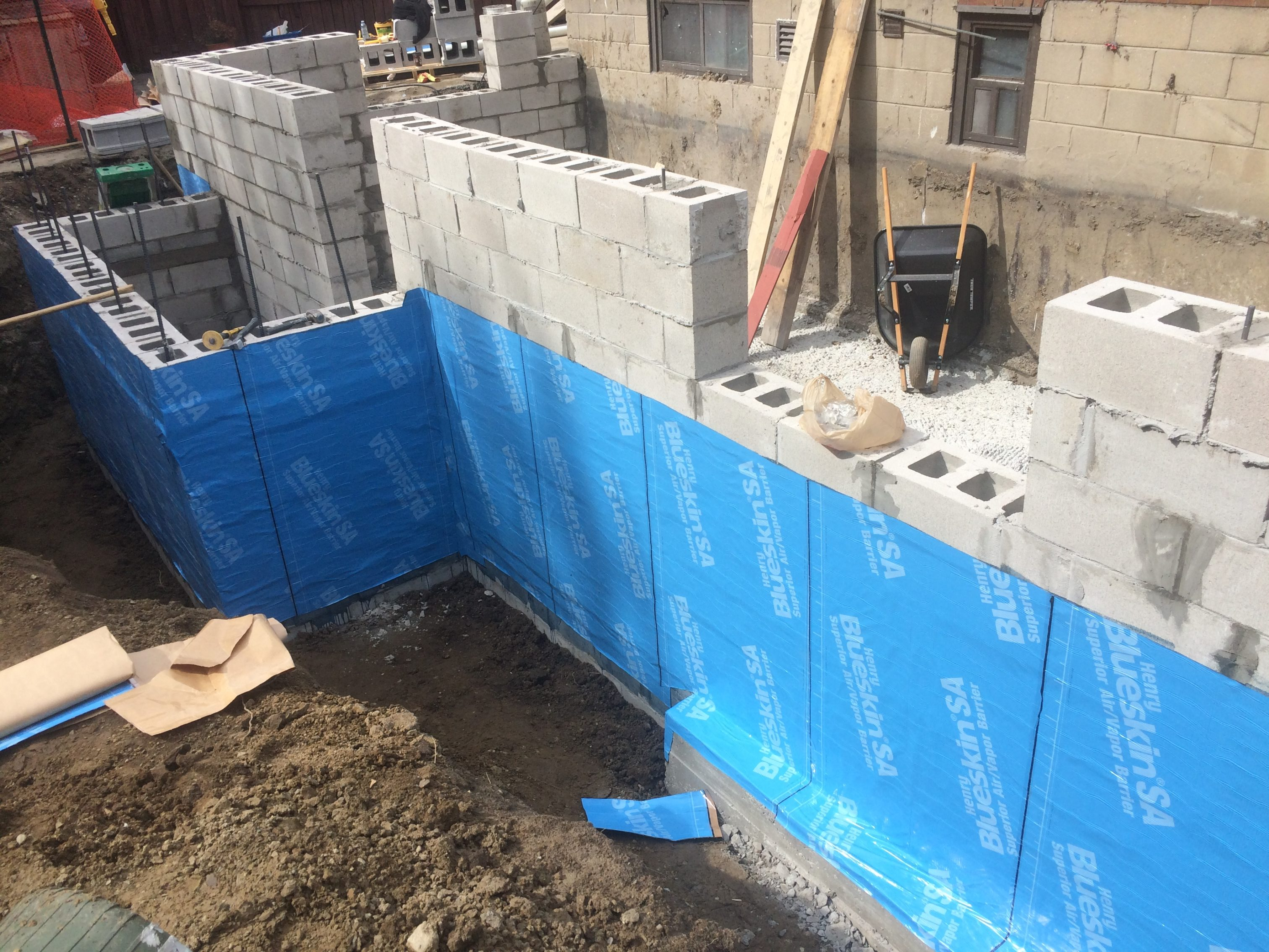 Waterproofing – Tricon Ontario | Construction and